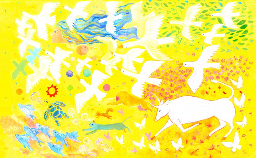 木之花家族期刊第104号 〜 起风了